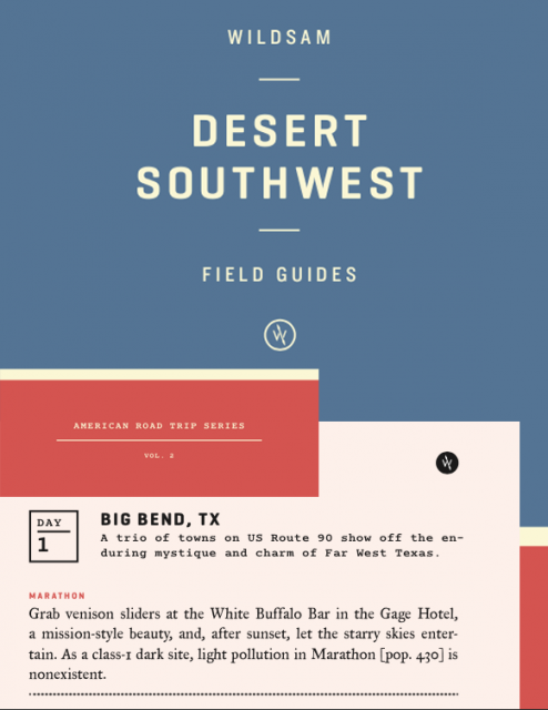 Desert Southwest Guide Gage Hotel