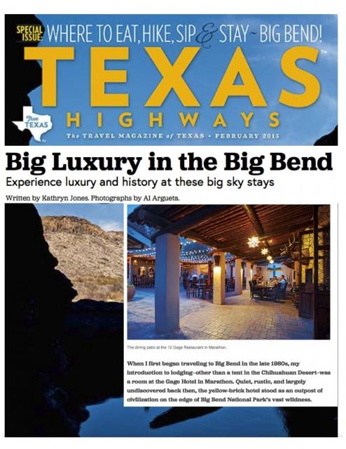 Texas Highways February 15