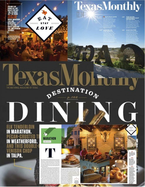 Texas Monthly Dec 14