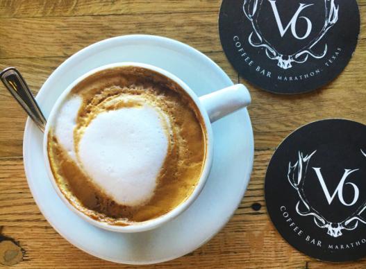 V6 Cappuccino