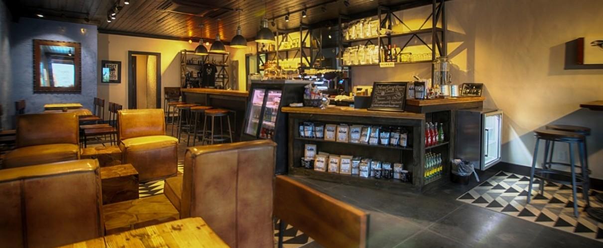 V6 Coffee Bar Gage Hotel Book Now